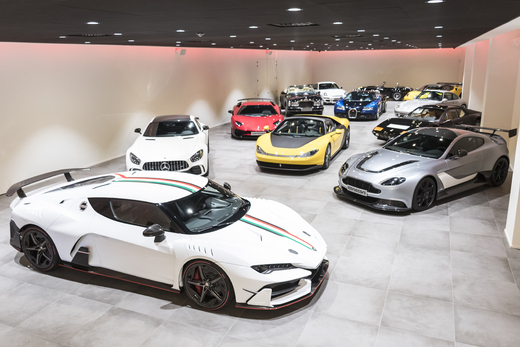 Luxury Leads goes Iconiccars 2019